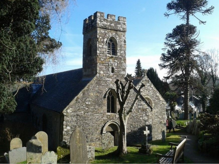 Graveyard of St. Mylor
