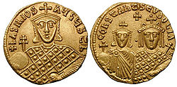 Basilius de Byzantie, I, 'the Macedonian'