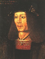 "King James IV Stuart, ""Iron Belt"""