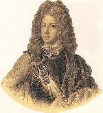 "James III Francis Edward Stuart, ""The old pretender"""
