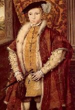 King Edward VI Tudor