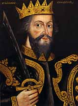 "King William de Normandie, ""the Conqueror"""