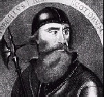 "King Robert I of Scotland, ""the Bruce"""