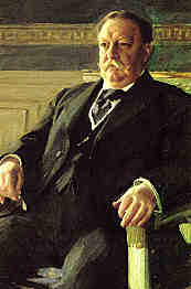 27th President William Howard Taft