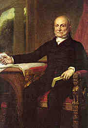 6th President John Quincy Adams