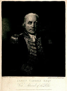 Admiral James Vashon