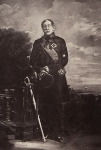 Field-Marshal Alexander George Woodford
