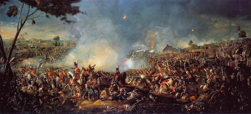 Battle of Watterloo