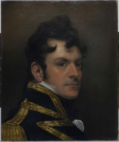Captain Gardiner Henry Guion