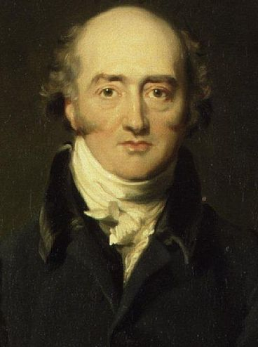 Prime Minister George Canning