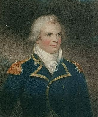 Admiral Henry Trollope
