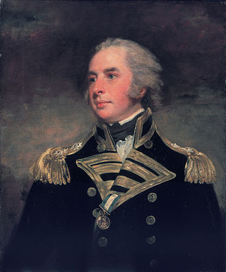 Admiral Hugh Seymour-Conway
