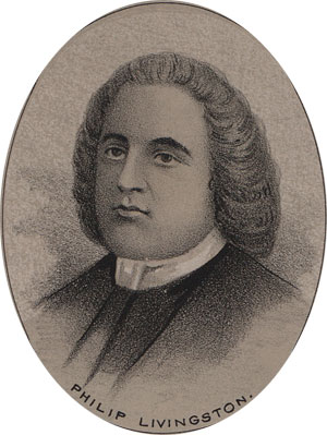 Philip  Livingston, 'the signer'