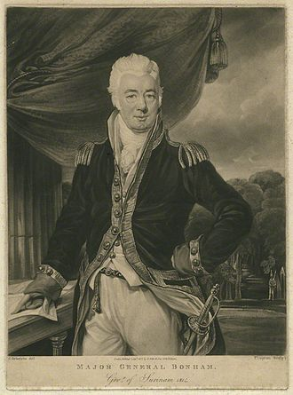 General Pinson Bonham
