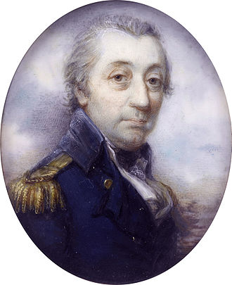 Vice Admiral William George Fairfax