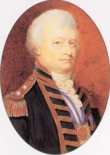 Admiral William Parker
