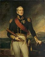 Rear-Admiral George Cockburn
