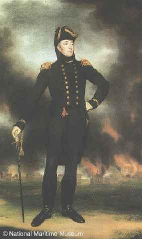 Sir George Cockburn, 10th Baronet