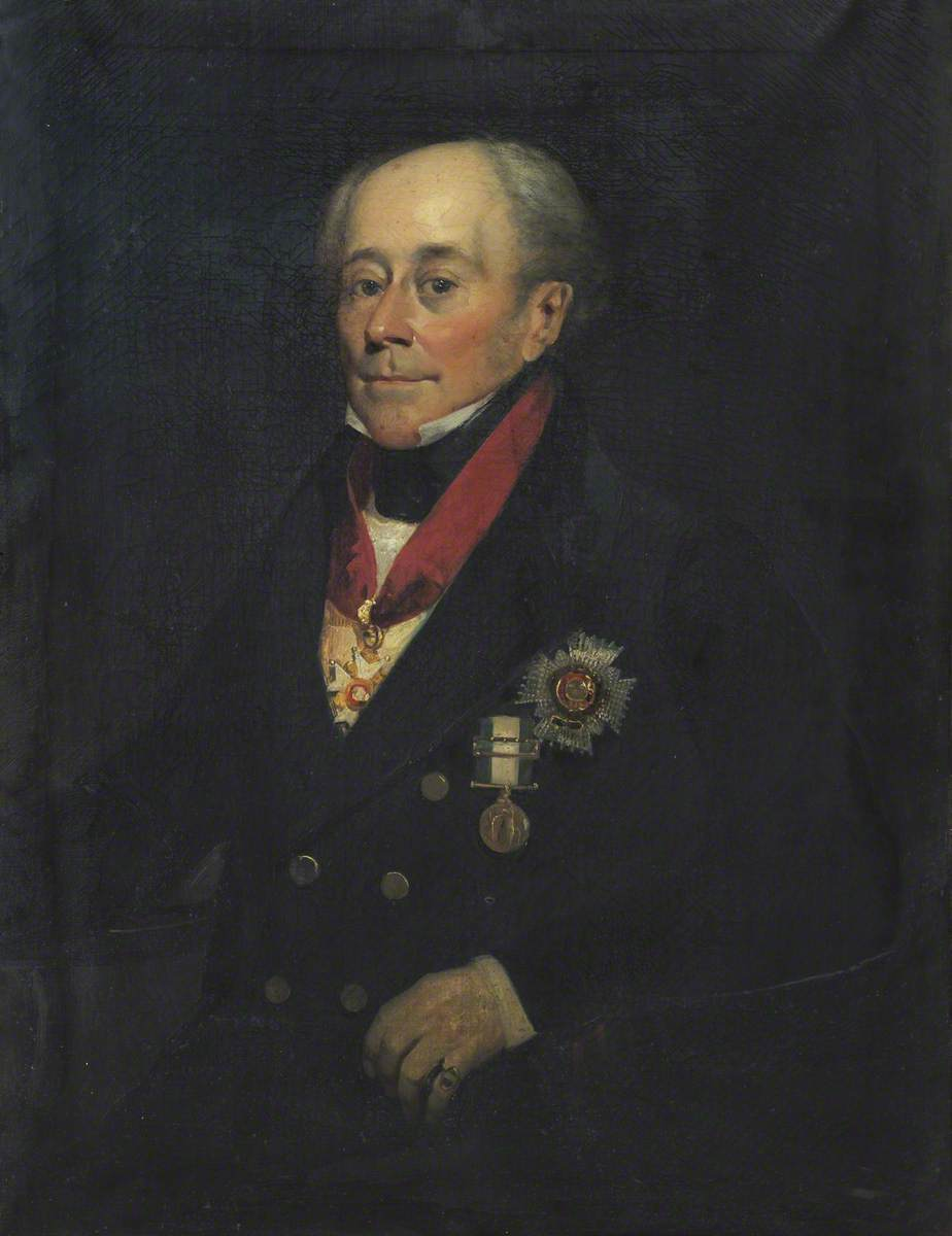 Admiral Henry William Bayntun