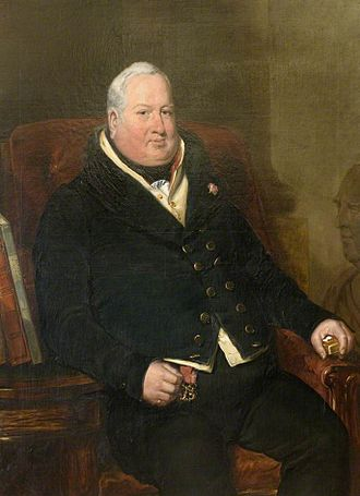 William Maule, 1st Baron Panmure