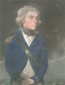 Admiral William Hotham